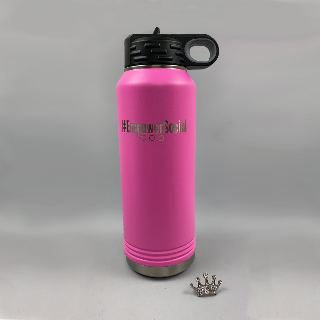 32oz Insulated Water Bottle - Brenda Ster Exclusives