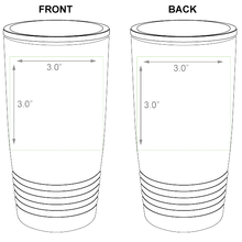 Load image into Gallery viewer, 20oz Laser Engraved Insulated Tumbler