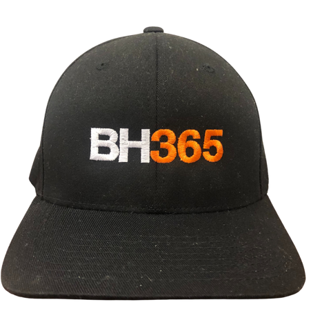 BH365 Embroidered Hat - Adjustable Fit