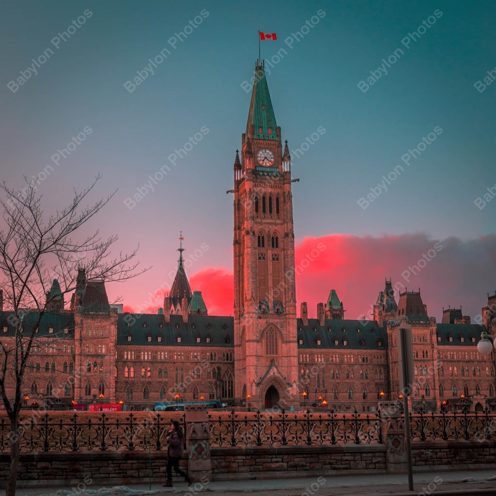 The Parliament of Canada 3, Ottawa