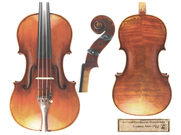 Stradivari 'Cessol' Model Violin
