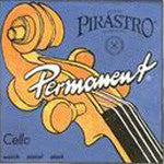 Permanent Cello Strings
