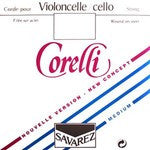 Corelli New Concept Cello Strings