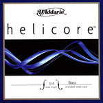 Helicore Double Bass Strings
