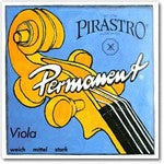 Permanent Viola Strings