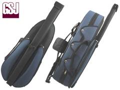 Compact Traveller Violin Case and Bow Holder