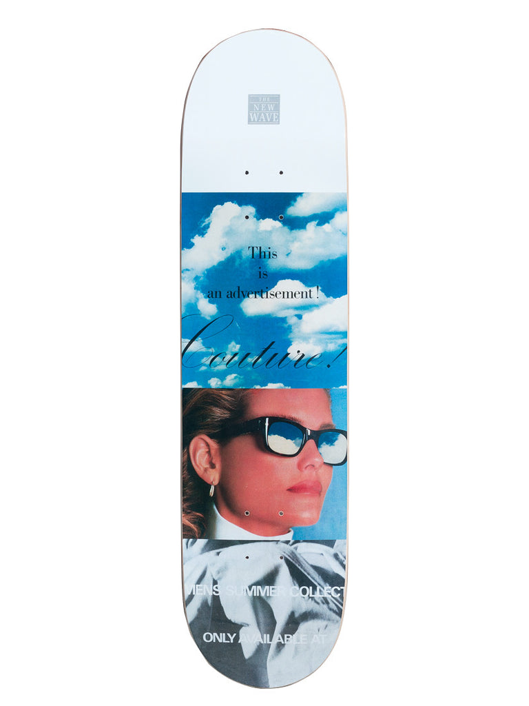 """THE NEW WAVE"" SKATEBOARD DECK"