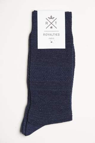 Royalties Harry Socks Indigo