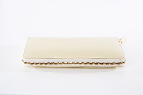 Comme des Garcons Arecalf Wallet White