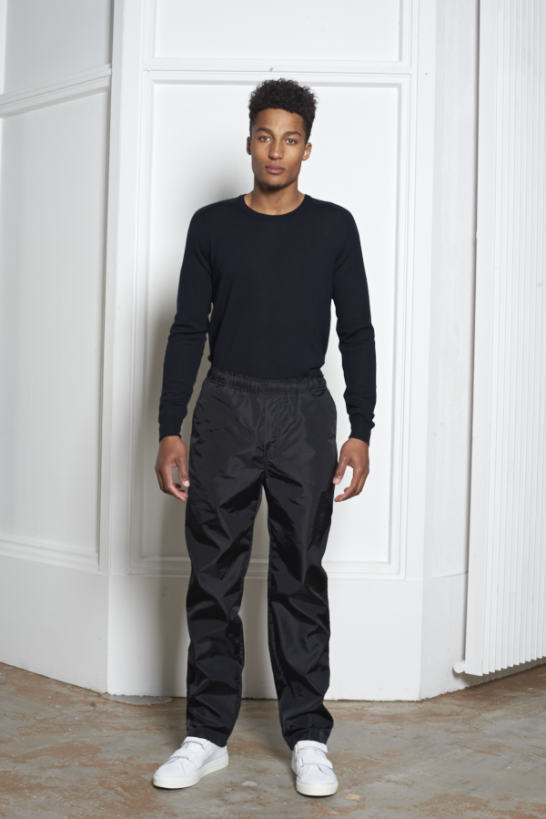 Our Legacy Relaxed Trousers Black