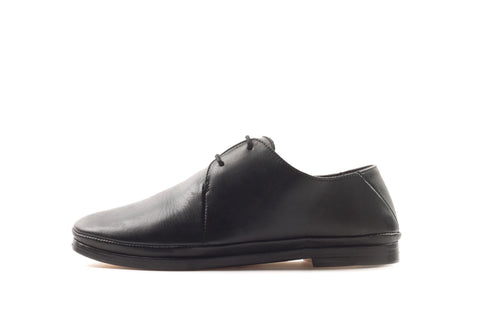 Royal Republiq Bondi Derby Shoe Black