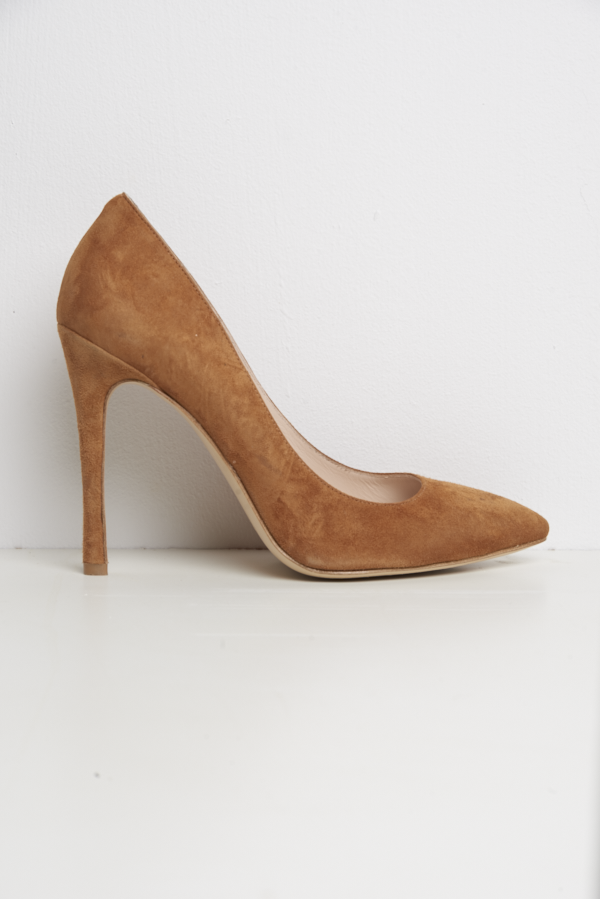 L'enfant Terrible Sabotage ll Pumps Cognac