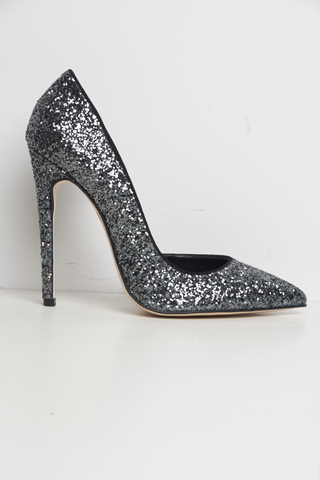 L'Enfant Terrible Pumps Glitter and Doom