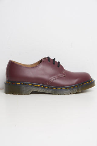 Dr. Martens ft. Comme des Garcons MIE 1461 Shoes Cherry Red
