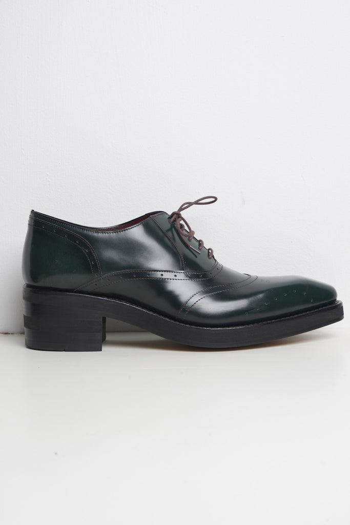 Allique Guy Shoes Shade 249 Green