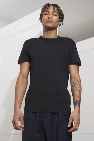 Our Legacy Perfect T-shirt Black Army Jersey