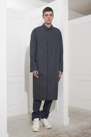 Lemaire Overcoat Carbon