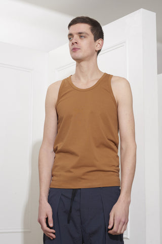Lemaire Tank Top Tobacco