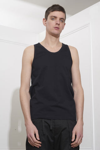 Lemaire Tank Top Black