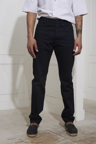 7D Twenty Pant Jeans Blue-Black