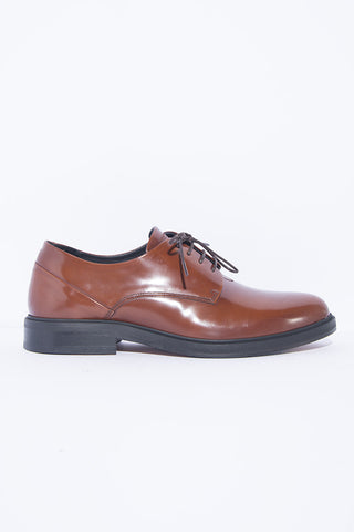 Royal Republiq Border Dandy Derby Shoes Tan