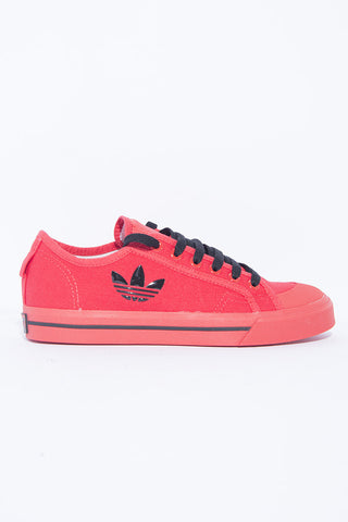 Raf Simons Adidas Matrix Spirit Sneakers Red