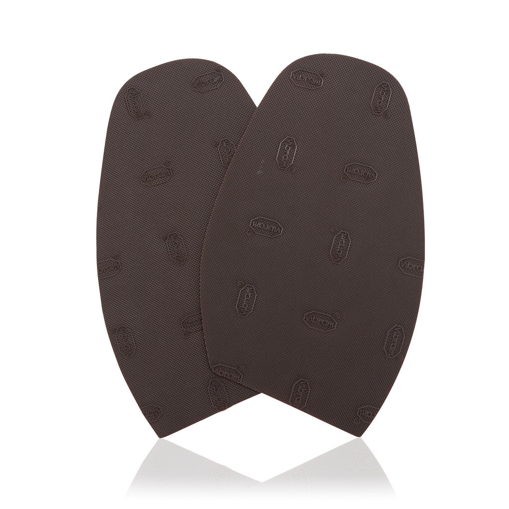 Designer Half Sole Brown - Save Your Sole
