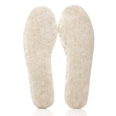 Pure Lambswool Insoles