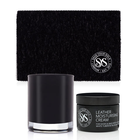 Black Sole Care & Repair Kit