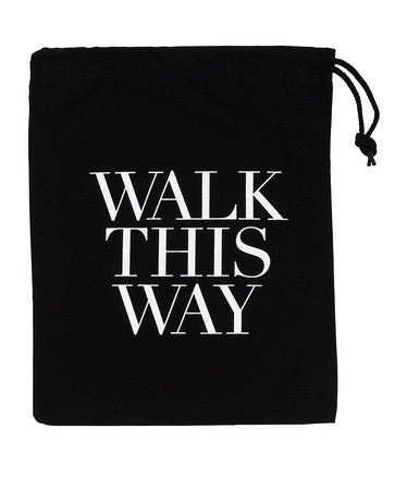 Shoe Storage & Travel Bag - Walk This Way - Save Your Sole