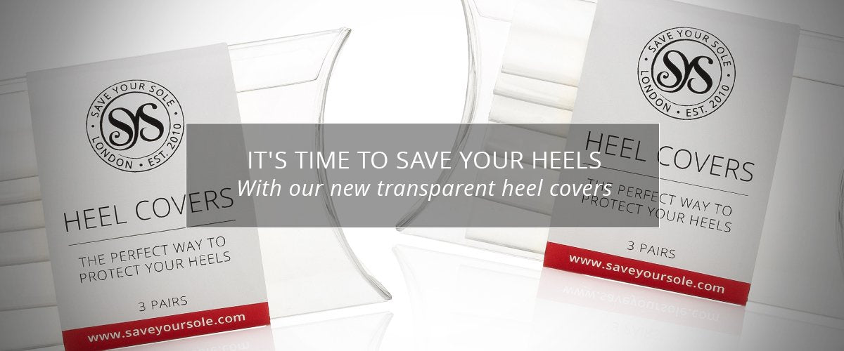 Heel Covers to protect your heels