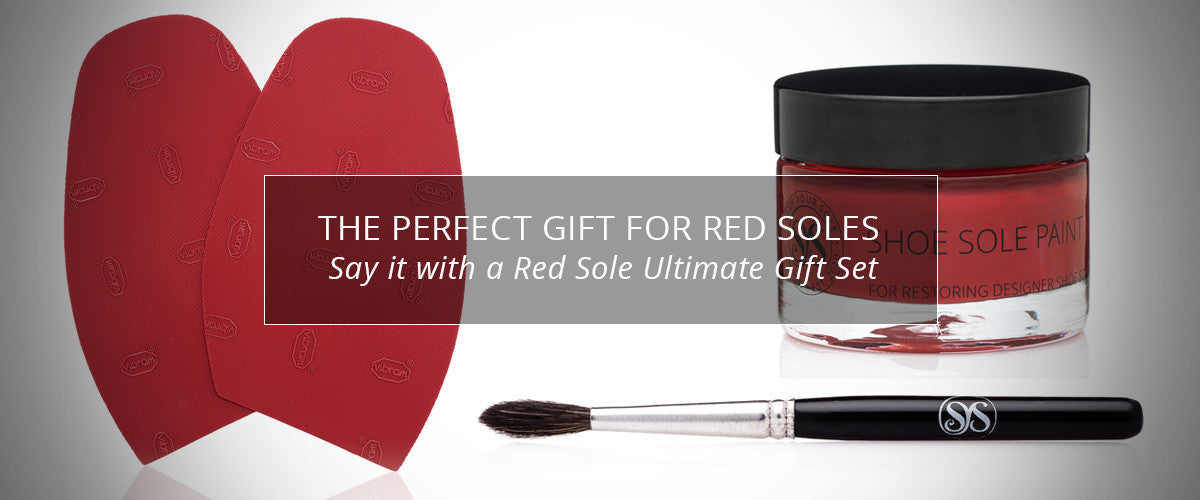 Red Sole Ultimate Gift Set