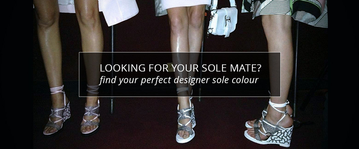 Looking for your sole mate?