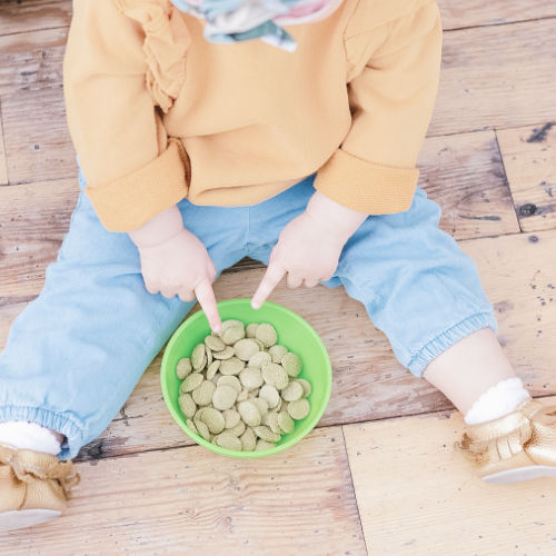 5 Healthy Snacking Tips for Babies & Toddlers