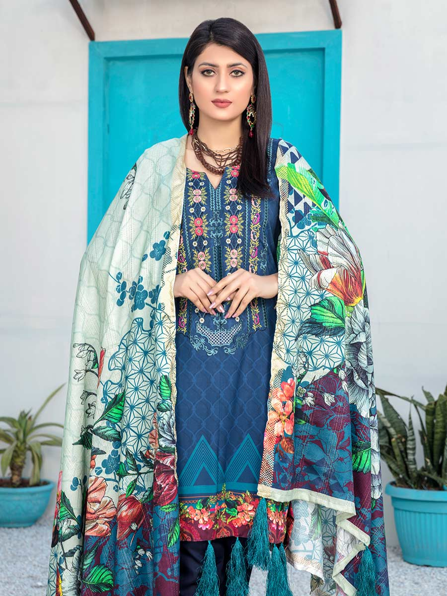 Aalaya Embroidered Leather Vol A13 2020 D#02
