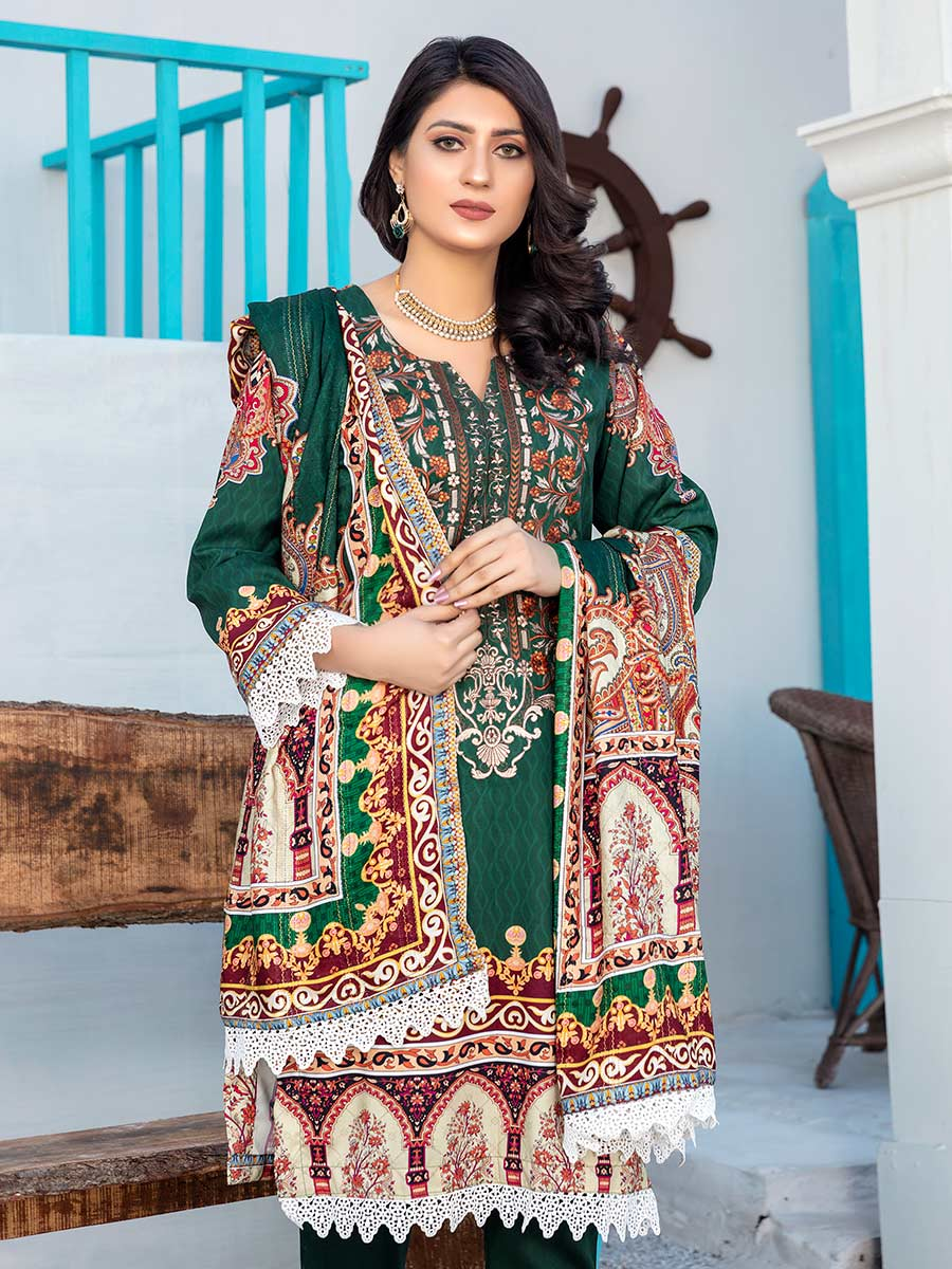 Aalaya Embroidered Leather Vol A13 2020 D#07