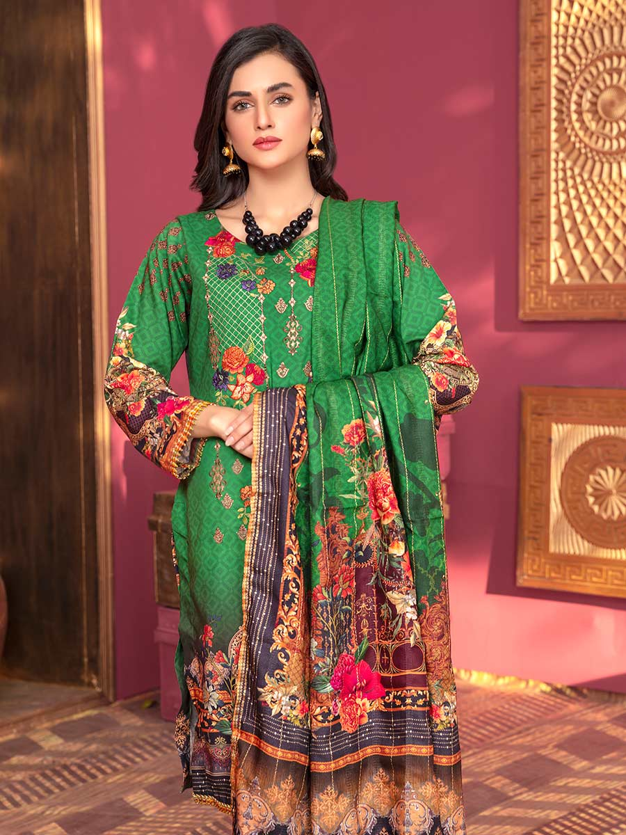 Aalaya Embroidered Leather Vol A8 2020 D#09