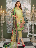 Aalaya Chicken Kari Lawn Vol 15 '21 D#09