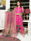 Aalaya Embroidered Lawn Vol A4 '21 D#09