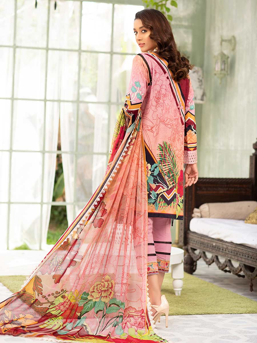 Aalaya Embroidered Lawn Vol A6 2021 D#10