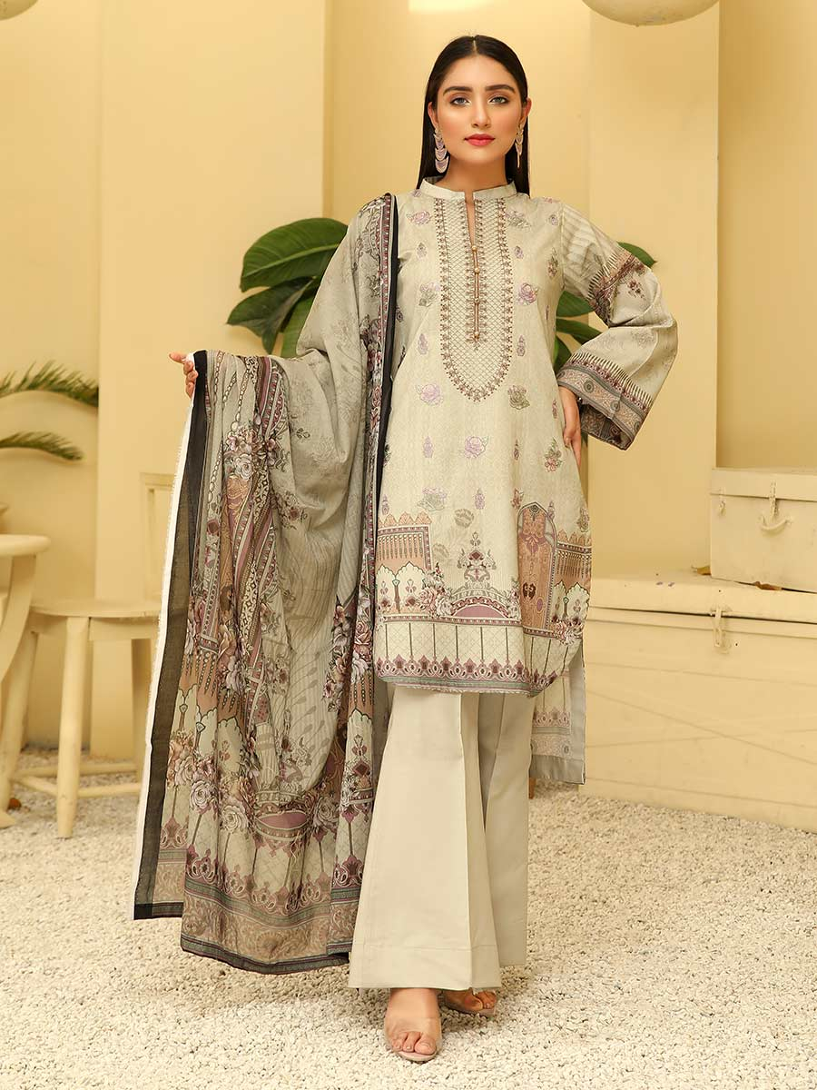 Aalaya Embroidered Lawn Vol A8 2021 D#06