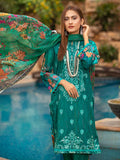 Aalaya Embroidered Lawn Vol B7 2021 D#04