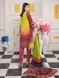 Aalaya Lawn Chunri collection Vol 05 2021 D#02