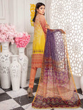 Aalaya Lawn Chunri collection Vol 05 2021 D#03