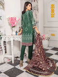 Aalaya Lawn Chunri collection Vol 05 2021 D#10