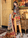 Aalaya Stitch Lawn Vol 15 2020 D#05