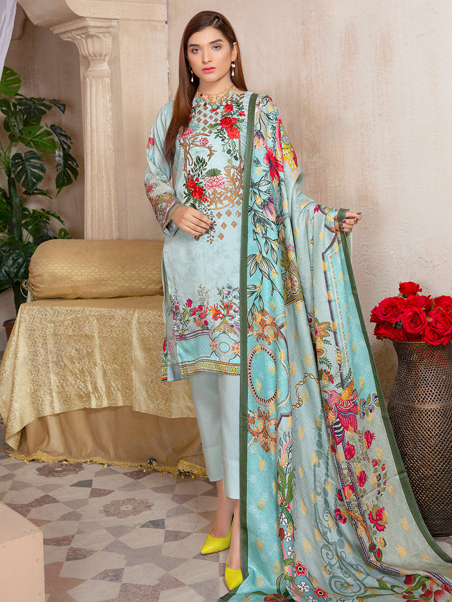 Aalaya Stitch Viscose Vol 02 2019 D#01