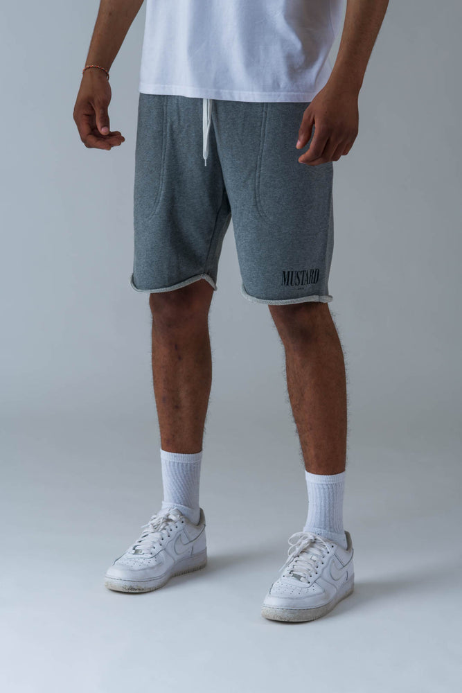 Mens 90s Rocky Short in Grey