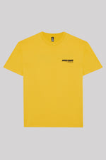 Mk1 Tee in Yellow