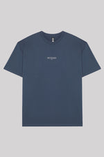 OGII Tee in Petrol Blue